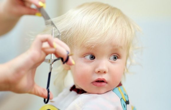 How to get baby's first haircut done